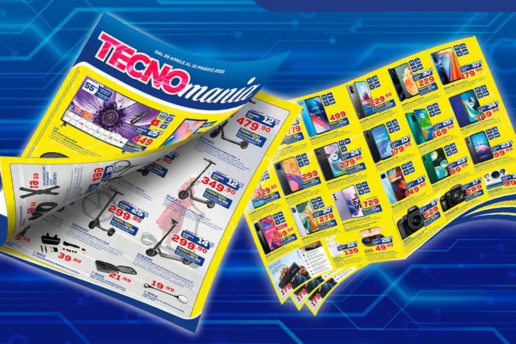 """""""TECNOmania"""" da Euronics Dimo!"""
