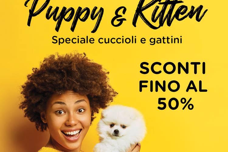 Promo Puppy & Kitten